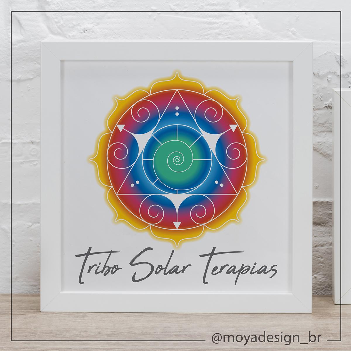 Logo Tribo Solar Terapia